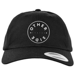 Front of Black Other Side Hat from OS Military Apparel